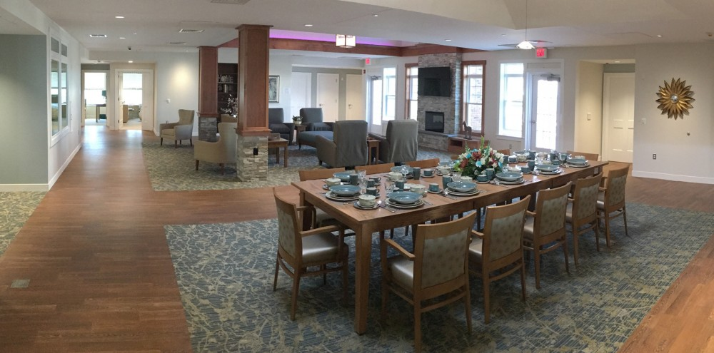 Elder Care Facility in Lawrenceville NJ - Morris Hall