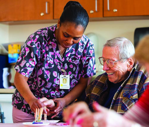 Respite Care in Lawrenceville NJ - Morris Hall